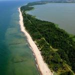 Kamperem po polskim wybrzeżu - Wicie k. Darłowa i Wybrzeże Słowińskie